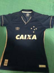 Camisa III Cruzeiro 2017 Oficial