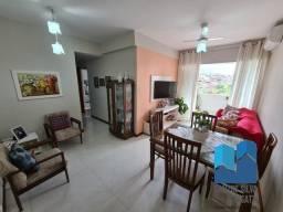 Apartamento 75m² com 3 quartos, suíte + dependência (1 Rev.) e Varanda todo porcelanato na