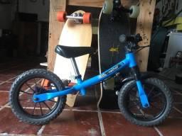 Bike infantil perfeita