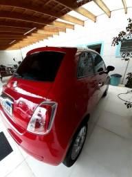 Fiat 500 Duologic 2012