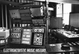 Musica eletro acustica - discografia