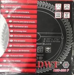 Disco de Serra corte Alumínio e MDF 300mm 72 dentes