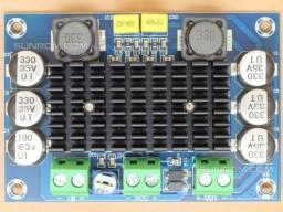 Placa amplificador de audio mono
