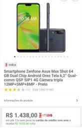 ASUS MAX SHOT Troco em iphone 6s/6plus