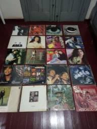 Discos LPs de músicas Internacionais