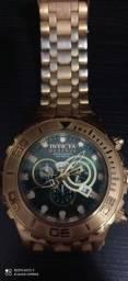 Relógio Invicta Reserve Dourado 6900