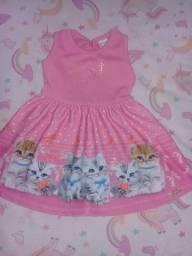 Vestido infantil Boca Grande