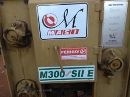 Título do anúncio: Descascador de madeira marca Masi modelo M300 Super SII E ano 2020.