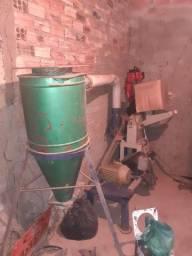 Máquina de moer milho