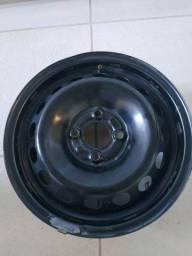 Roda De ferro Aro 14 Fiat Uno