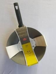 Panela Wok antiaderente Capri Granitium 28 cm - Ballarini