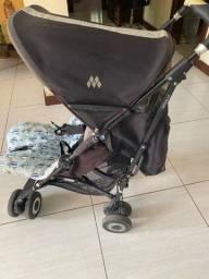 Carrinho de Bebê Maclaren Techno XT - oportunidade única