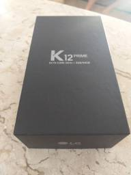 K12 prime, novo na caixa.