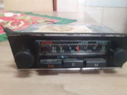 Rádio Bosch antigo Funcionando