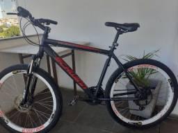 Bicicleta aro 24 alumínio 21 marchas