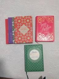 Livros - As mil e uma noite - Jane Austen - Madame Bovary