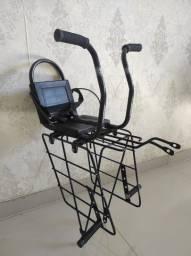 Cadeirinha Infantil Traseira Para Bicicleta Altmayer