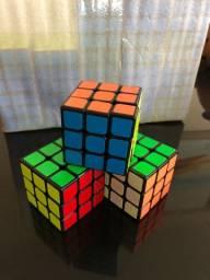 Cubo mágico profissional 3x3x3 importado , lubrificado não trava nada