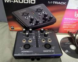 Interface m-áudio