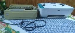 Duas Impressoras ( para peças ou conserto )