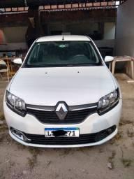 Renault Logan Dynamique 1.6 GNV 2016 completo leilão