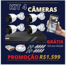 Câmeras de Segurança Promoção Câmeras de Segurança  SEGUrança Câmeras