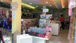 Passo o ponto loja Infanti e feminino