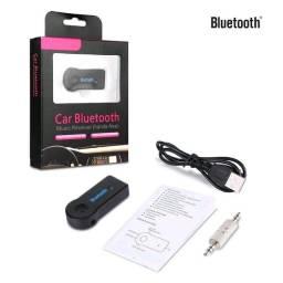 Título do anúncio: Adaptador Bluetooth P2 Carro e Som Musica Celular Android IOS