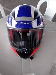 Vendo capacete estado de zero LS2