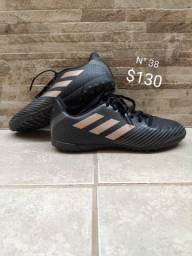 Chuteira Adidas Artilheira lll - Society N°38