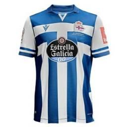 Camisa time Deportivo la Coruna 2021