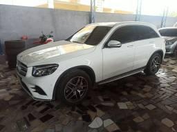 Mercedes glc 250 blindada 2019