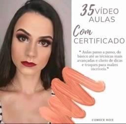 Curso: maquiagem na web