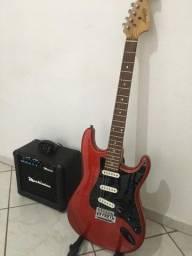 Guitarra Memphis Tagima + Amplificador