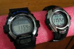 dae3bd454b1 2 Relógios Casio G-shock (gr-8900 E G-7300).