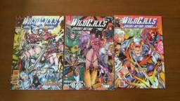 Wildcats n° 1 a 6 Ed. Globo