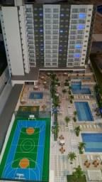 Apartamento a venda 2 Q no Recanto do bosque em Caldas novas,financiado pela construtora