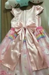 Vestido chuva de amor!!!!