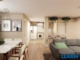 Apartamento à venda com 2 dormitórios em Moema pássaros, São paulo cod:583503