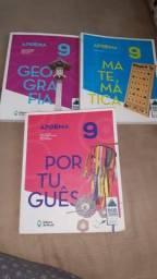 Livros coleção apoema 9 ano