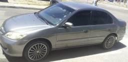 Vendo um carro Honda Civic 2005/2006 pendência no detran - 2006