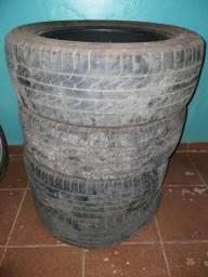 Vendo pneu aro 16 195/55