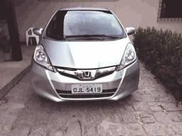 Honda fit lx automático 1.4. 2014 novíssimo. - 2014
