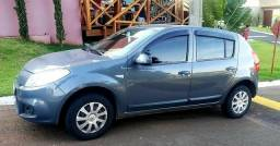 Renault Sandero 2012 Expression, único dono, bx km, carro novo - 2012