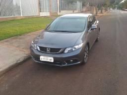 Honda Civic 2015, LXR, 2.0, automático, único dono (só vendo) - 2015