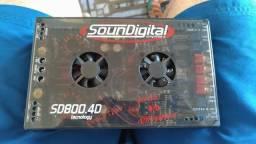 Módulo SounDigital 800.4