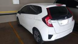 Honda Fit 1.5 Exl 16v Flex 4p Automático 2015 Branco - 2015