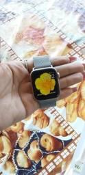 Apple watch série 4 gps + celular