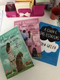 3 livros por 20 reais!!!!