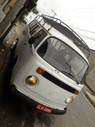 Vw-kombi standard 93 1.6 gasolina - 1993